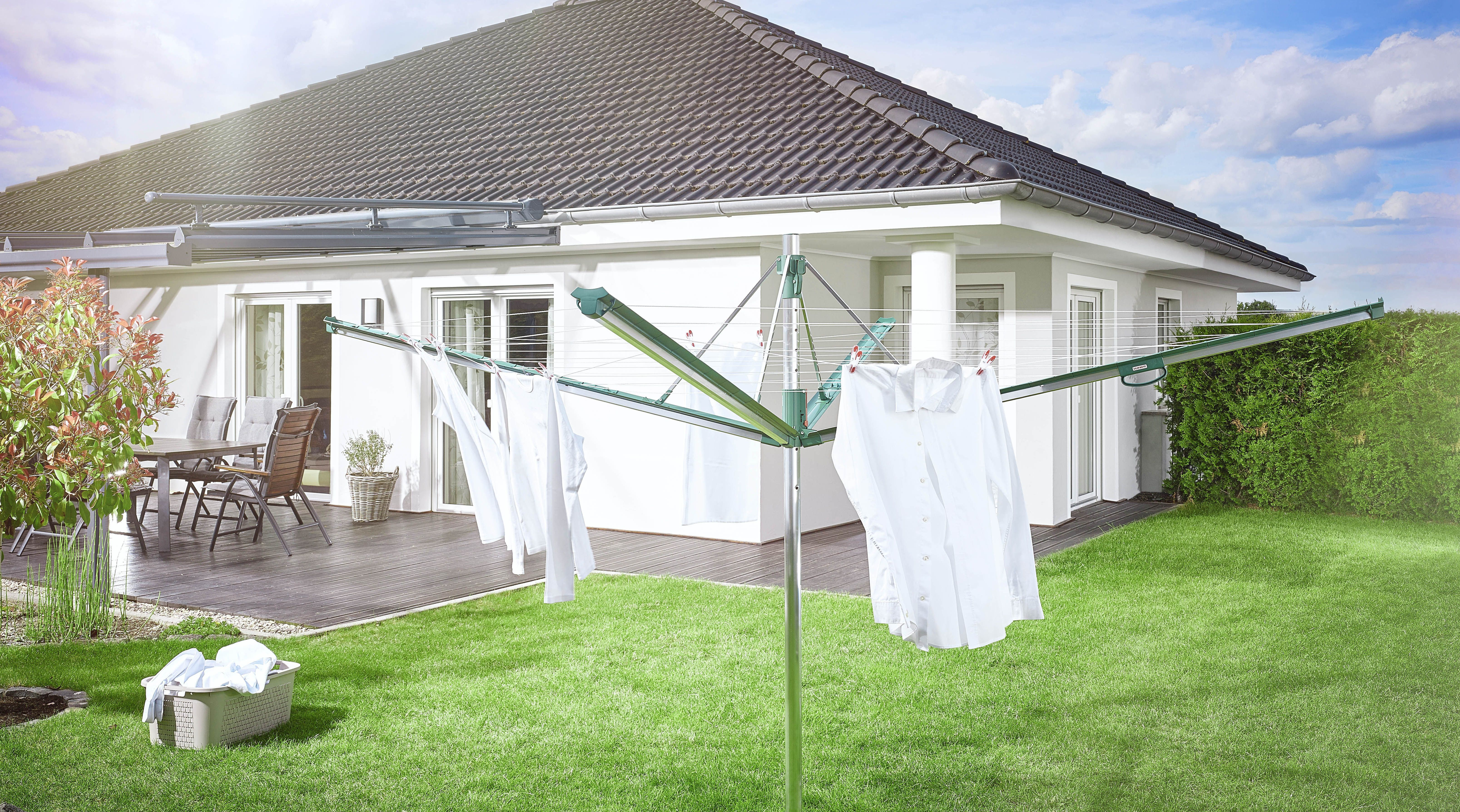 Leifheit Rotary Washing Lines